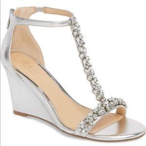 Meryl wedge sandal